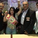 Monserrat Alarcón Raya, campeona mundial mosca WBO pronostica explosivo triunfo en el Gimnasio Multiusos del Parque San Rafael de Guadalajara