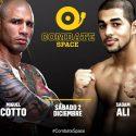 Miguel Cotto vs. Sadam Ali – Combate Space – Sábado 2 de diciembre
