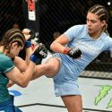 Montaño Cruises Past Modafferi to Capture Inaugural UFC Women's 125lbs Title Via UD