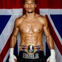 Chris Eubank Jr quiere convertirse en la máxima estrella del boxeo en Las Vegas, después de Floyd Mayweather