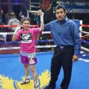 """Mayela """"Cobrita""""Pérez vence por decisión unánime a Jessica Ramgel en Saltillo"""