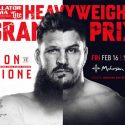 Roy Nelson Meets Matt Mitrione in Heavyweight Grand Prix Matchup at Bellator 194 on Feb. 16