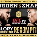Glory: Redemption PPV to showcase young featherweights Bailey Sugden and Chenglong Zhang