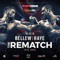 Nueva fecha para Bellew-Haye II