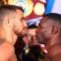 Pesaje Oficial: Vasiliy Lomachenko 129 lbs – vs. – Guillermo Rigondeaux 128.4 lbs