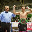 """Jorge """"Dandy"""" Pacheco conquistó el campeonato ligero Fecombox en Guadalajara"""