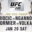 Two Thrilling Championship Fights Headline UFC Return To Boston