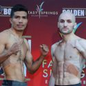 Today on ESPN2… Carlos Morales 130 vs. Dardan Zenunaj 129