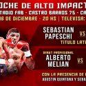 """La Federación Argentina de Box vivirá una noche de """"Alto impacto"""" este sábado"""