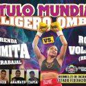 Carabajal-Volante mundial OMB y Lemos-Pereyra este viernes en Jujuy. TyC Sports 22 h