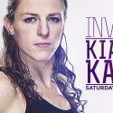 Sarah Kaufman Meets Pannie Kianzad at Invicta FC 27 on Saturday, Jan. 13
