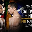 Darrion Caldwell to Defend Bantamweight Championship Against Leandro Higo on March 2