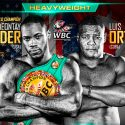 It's official! Deontay Wilder To Defend Against Undefeated Contender Luis Ortiz Saturday, March 3