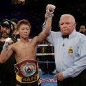 Naoya Inoue sigue invicto y mantiene el campeonato mundial supermosca (O.M.B.)