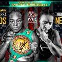 Choque de peleadoras invictas: Claressa Shields vs. Tori Nelson