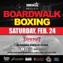 Boardwalk Boxing Launches in Atlantic City