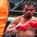 Se rumorea fuertemente el próximo oponente de Manny Pacquiao