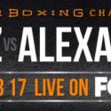 Victor Ortiz and Devon Alexander Clash in Battle of Former Welterweight World Champions Saturday, February 17