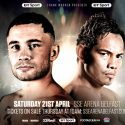 Tickets go on sale for Frampton v Donaire!