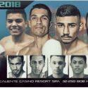 Boxeo en Vivo regresa a Agua Caliente Casino el 10 de febrero