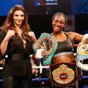 Claressa Shields vs Christina Hammer