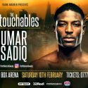 "Umar Sadiq / ""My goal is to be world champion within three years!"""