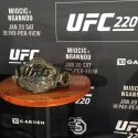UFC to hold debut event in Russia on September 15