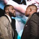 """Deontay Wilder a dura defensa de su título Peso Completo ante el peligroso noqueador cubano Luis """"King Kong"""" Ortiz"""