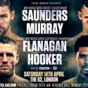 Tickets go on sale for blockbuster double world title card at the 02