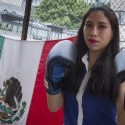 Victoria Torres Canul confía en sacar un triunfo este sábado en el Gimnasio Multiusos del Parque San Rafael de Guadalajara
