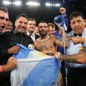 Third time's a charm / Lucas 'La maquina' Matthysse captures WBA welterweight world championship