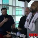 """Video: Roy Jones on still wanting a fight with Anderson Silva: """"It's not a boxing match, it's an event"""""""