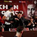 Khan regresa al ring para enfrentar a Lo Greco