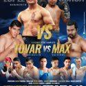 Clase talento y boxeo inicia 2018 con fuertes agarrones, en el Comude de Guadalajara, el 10 de febrero