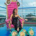 'Barby' Juárez peleadora del año para The Ring Magazine
