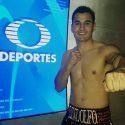 Olímpico Lindolfo Delgado se presenta en Televisa