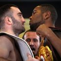 Official Weigh-in: Murat Gassiev (90,3 kg) vs. Yunier Dorticos (90,7 kg)