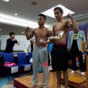 Moi Fuentes y Higa, en peso para su duelo de título mundial