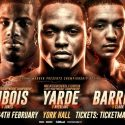 Frank Warren returns to York Hall on february 24 with action-packed prospects show