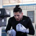 """Notas y fotos del entrenamiento de Humberto """"Tito"""" Velazco"""