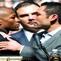 """Oscar de la Hoya desafía a Floyd Mayweather… ¿tomará el reto """"Money""""?"""