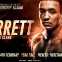 Barrett – I'll make my british title challenge this year
