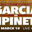 Undefeated 140-Pound Contender & San Antonio Native Mario Barrios To Face Eudy Bernardo On SHOWTIME BOXING on SHO EXTREME Saturday, March 10 from Freeman Coliseum in San Antonio