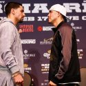 Danny Garcia Brandon Rios face off Thursday at the final press conference