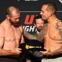 Pesaje Oficial UFC Fight Night Austin: Donald Cerrone (169.5) vs Yancy Medeiros (170.5)