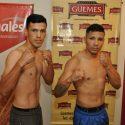 Luis Rueda y Miguel Acosta cumplen con el peso en Arroyo Seco