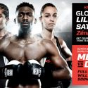 GLORY 53 lille announced for saturday, may 12