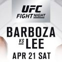 UFC Returns To Atlantic City With A Blockbuster Lightweight Battle