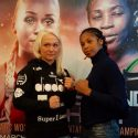 Ashley arrives in Denmark, ready for WBC World title showdown with Thorslund
