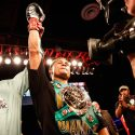 Regis Prograis:  I don't see anybody trying to fight me right now